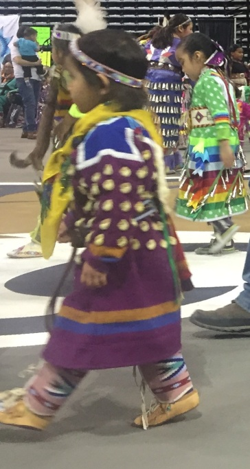 pow wow kid